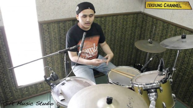 Latihan Blast Beat Part 1
